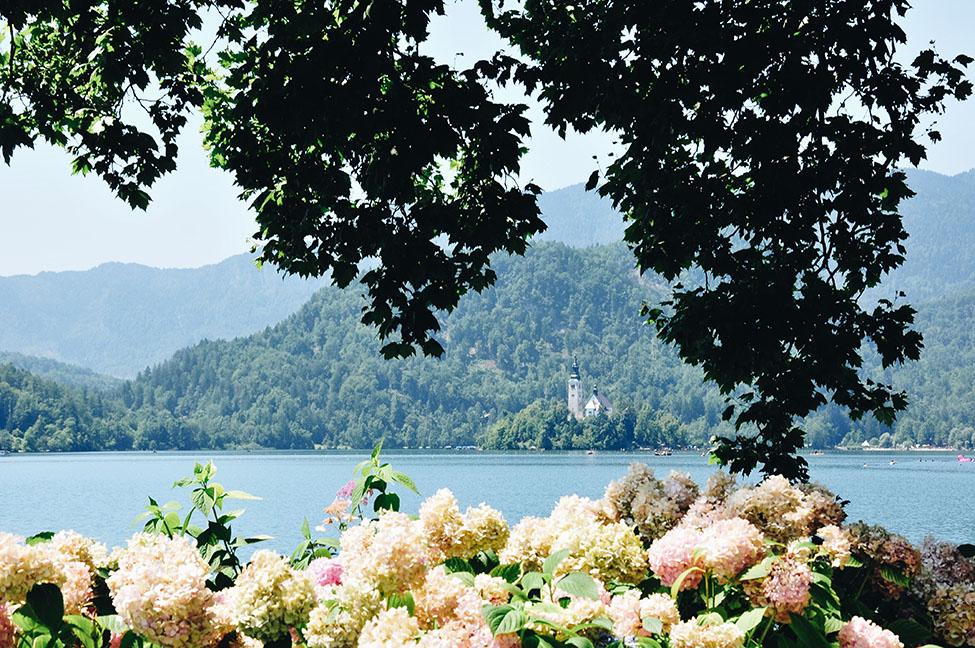 road-trip en slovénie: le lac de bled