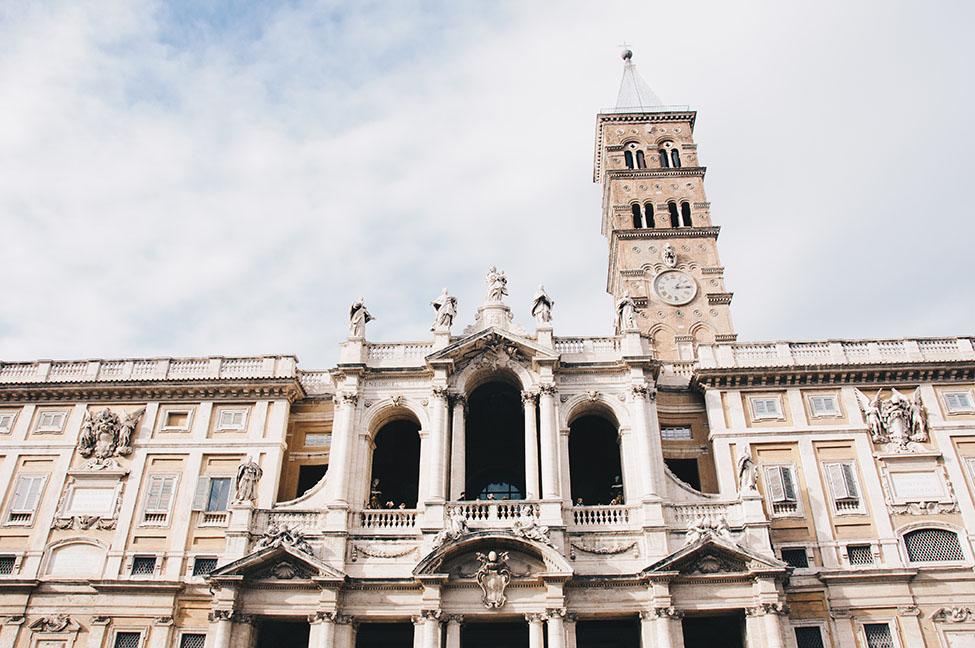 basilique sainte marie majeure, rome