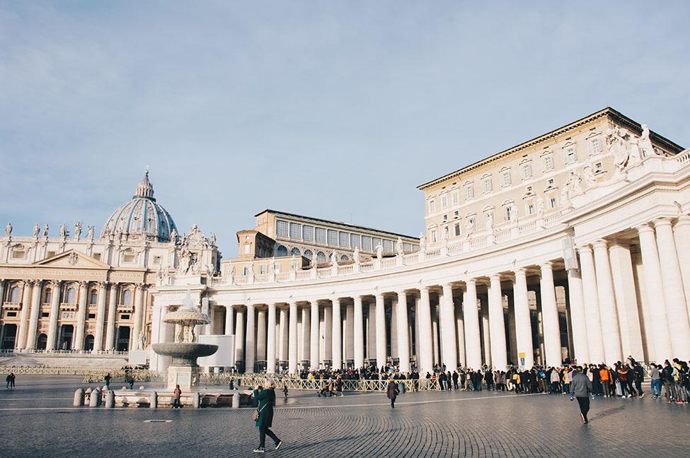 basilique saint-pierre, rome
