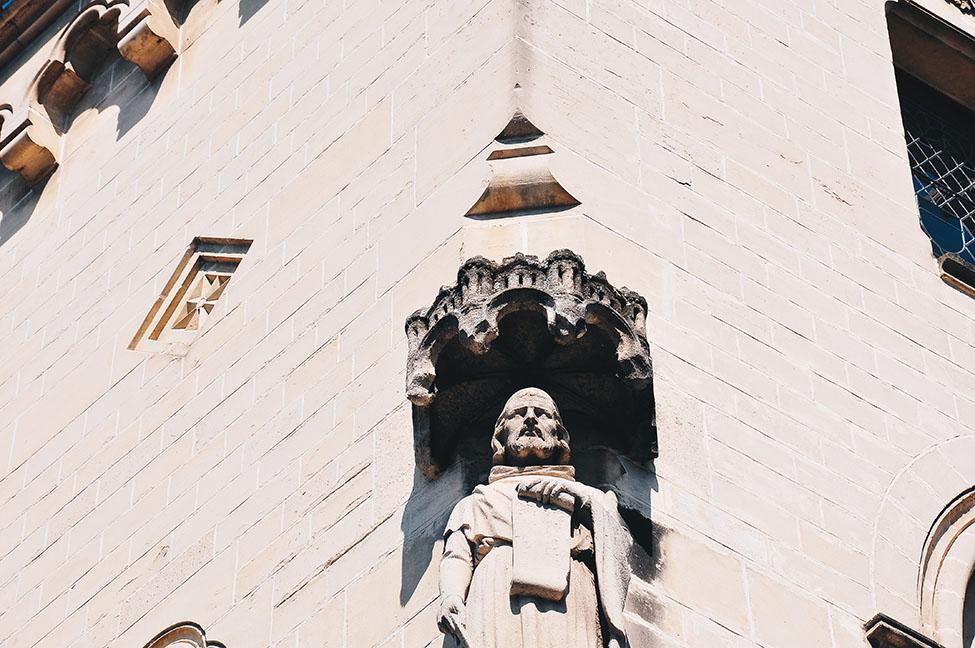 Parvis de la cathédrale, Amiens