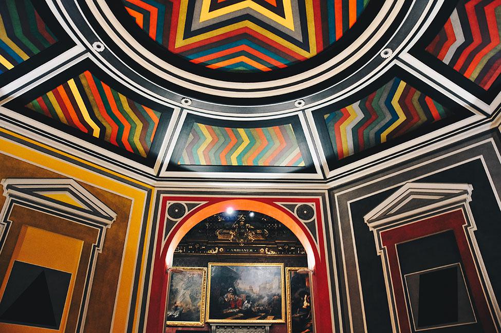 Musée de Picardie, Sol Lewitt, Amiens
