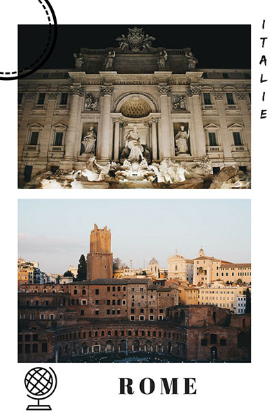 week-end à rome, pinterest