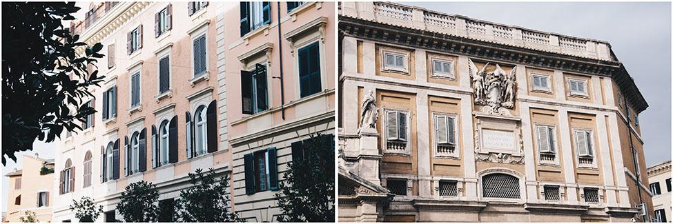 rues, rome