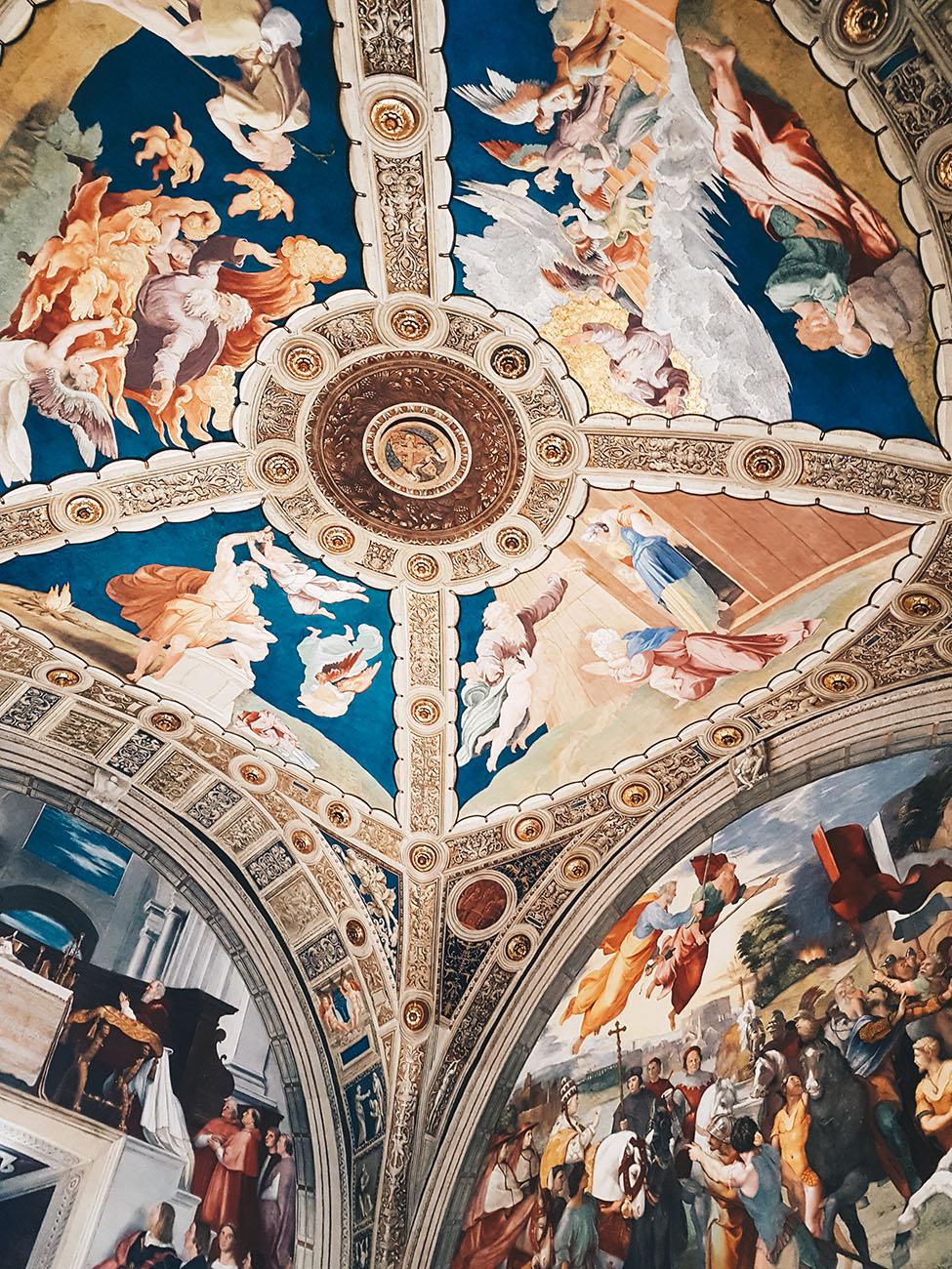 vatican, week-end à rome