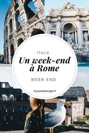 week-end à rome, pinterest