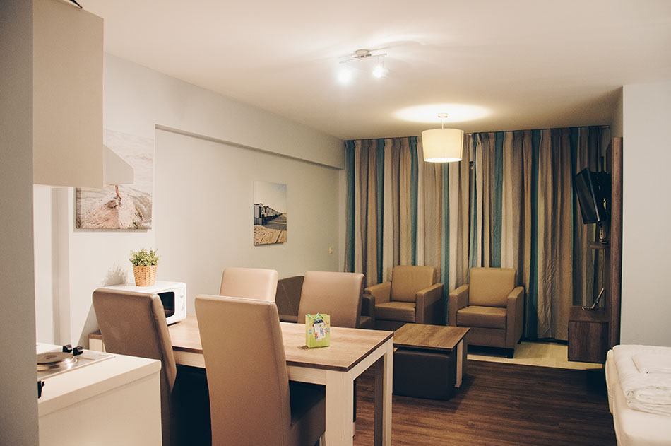 Holiday Suites Blankenberge