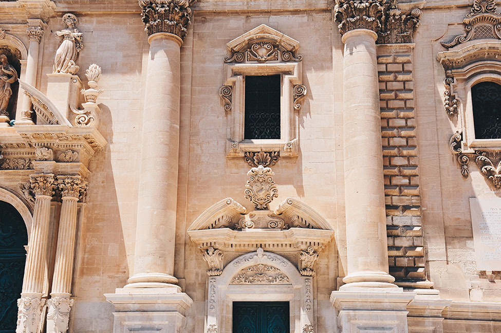 road-trip en sicile, raguse, cathédrale san giovanni battista