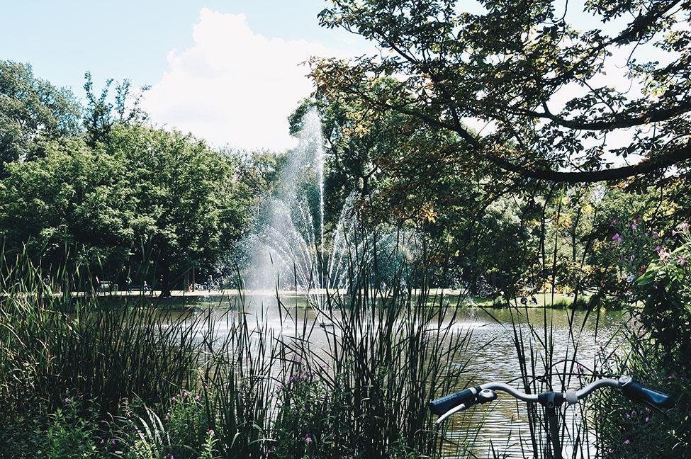 choses à faire à amsterdam: Vondelburg park