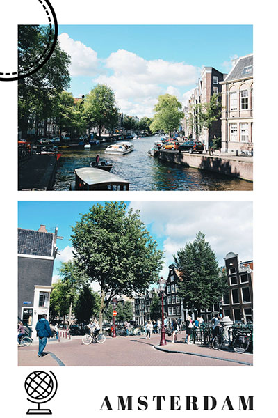 week-end à amsterdam, pinterest