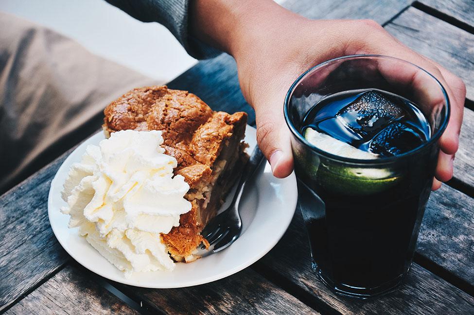 winkel, tarte aux pommes, amsterdam