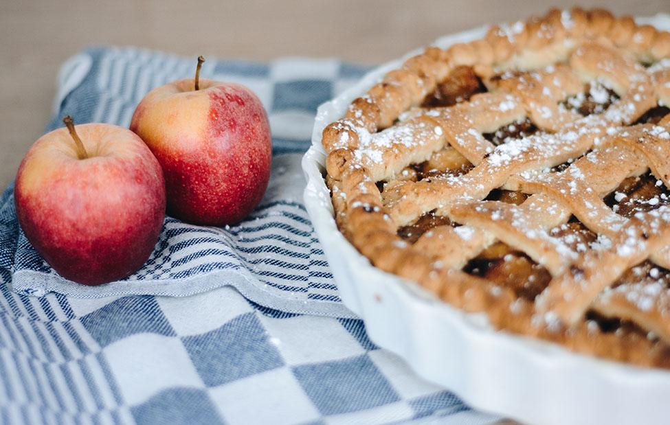recette apple pie, tarte aux pommes amérciaine