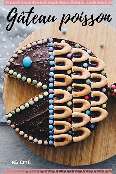 gâteau poisson, recette
