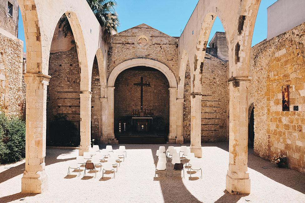 San Giovanni Battista, église, ortygie, road-trip en sicile, syracuse