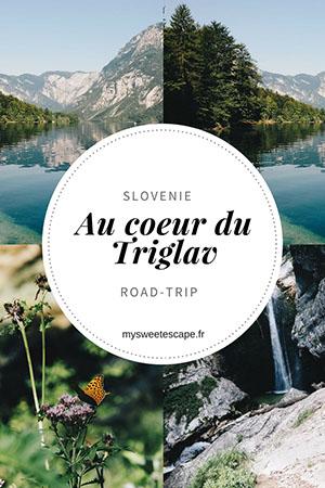 slovenie, au coeur du triglav: bohinj, mostnica, radovljica