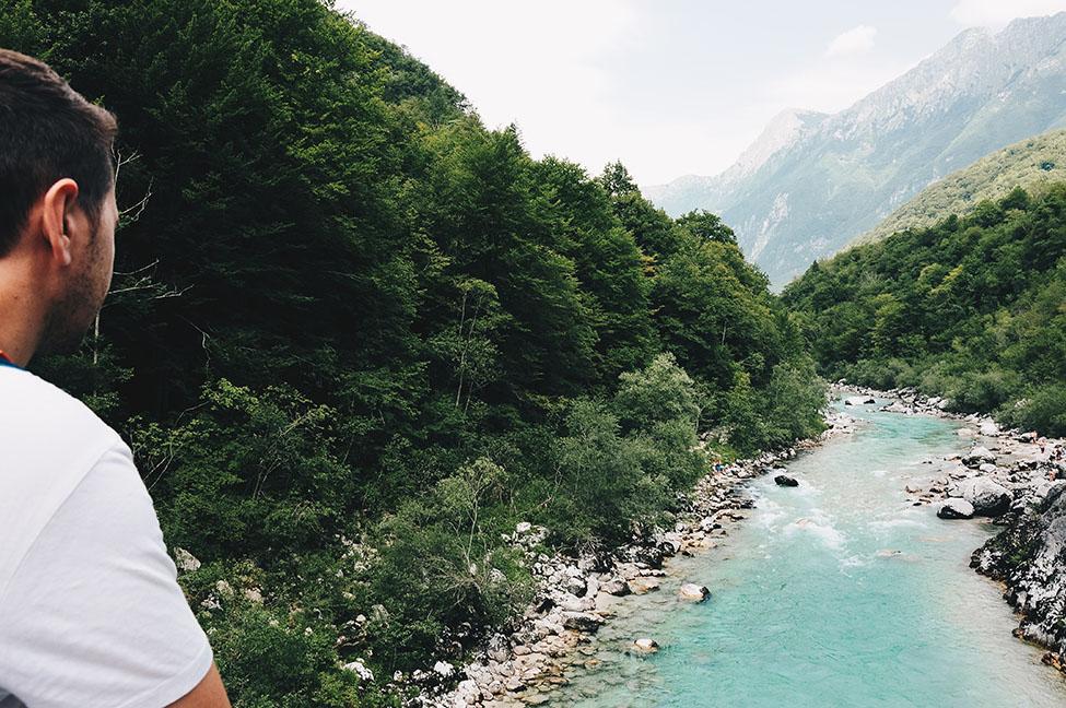 cascade de kozjac, road-trip en slovénie