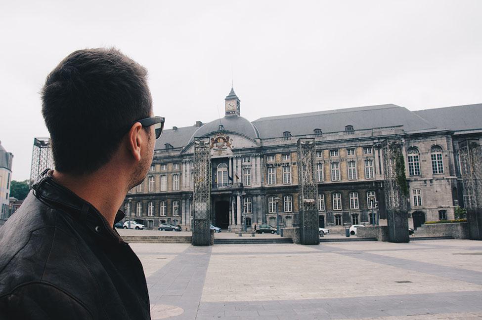 palais des Princes-Évêques, week-end à liège