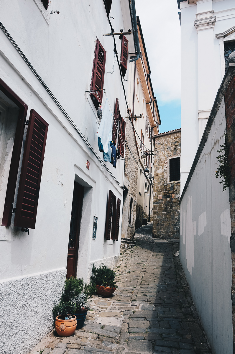 road-trip en slovénie, ambiance italienne
