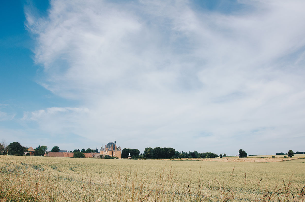 chateau de martainville