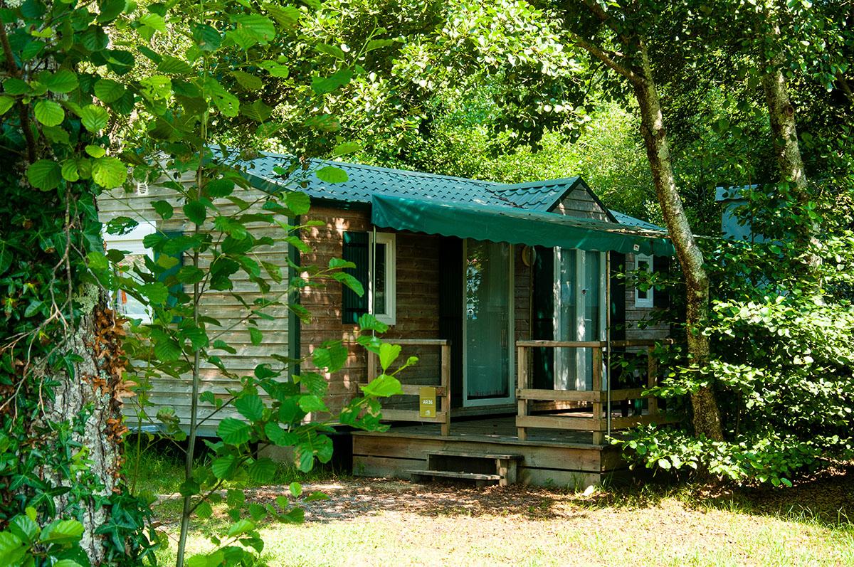 semaine camping sandaya, col vert, avis