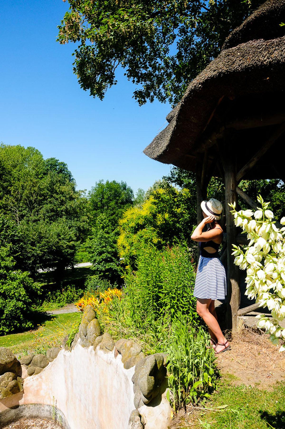 jardins agrément du Familistère de Guise, Aisne