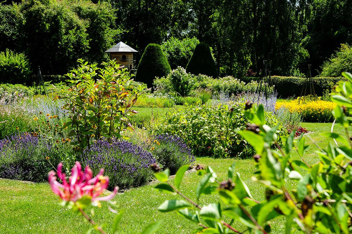 jardins de bosmont-sur-serre, aisne