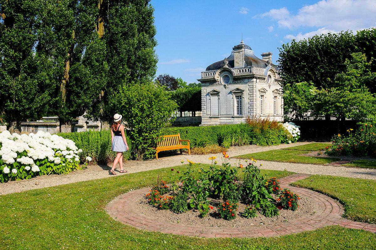 jardins du nouveau monde, blérancourt