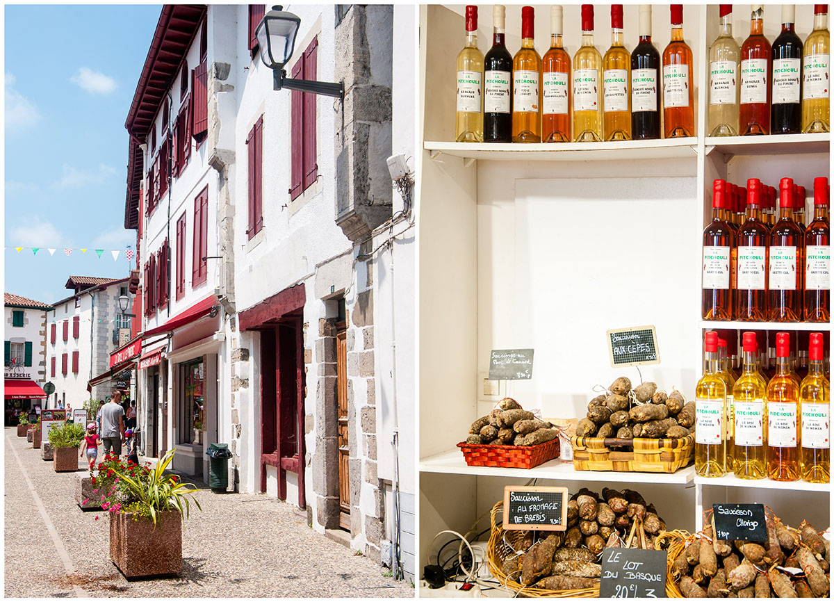 visite d'espelette, pays basque