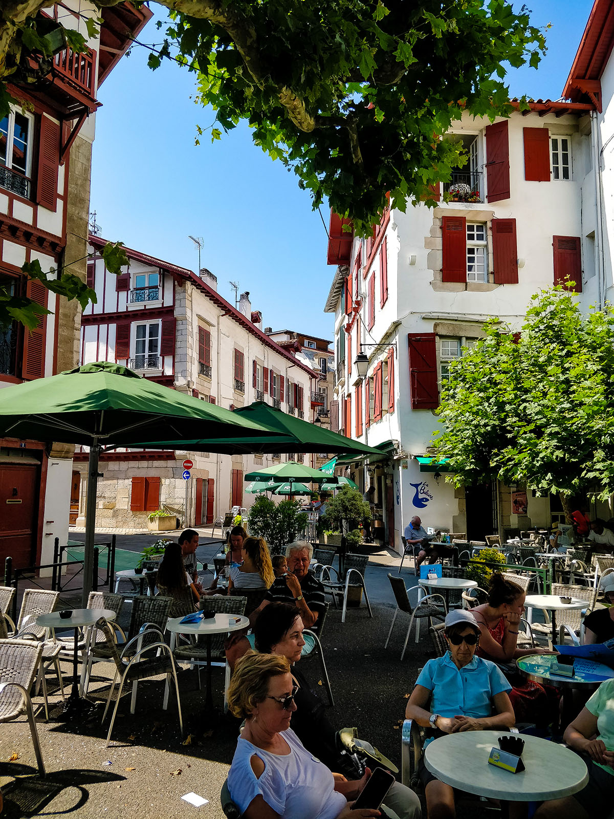 visite de Saint-Jean-de-Luz, pays basque