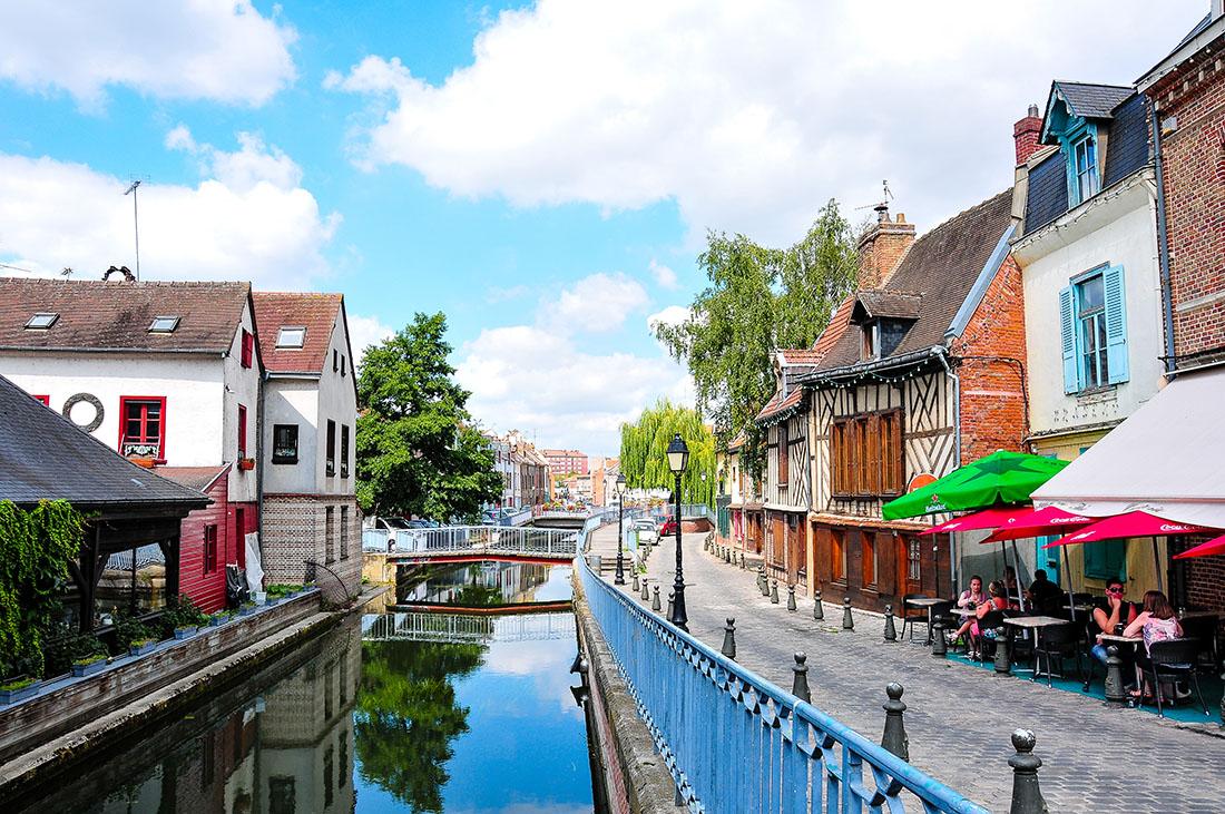 week-end à Amiens