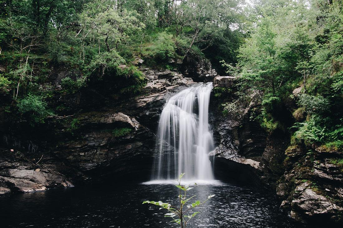 Falls of Falloch, Ecosse