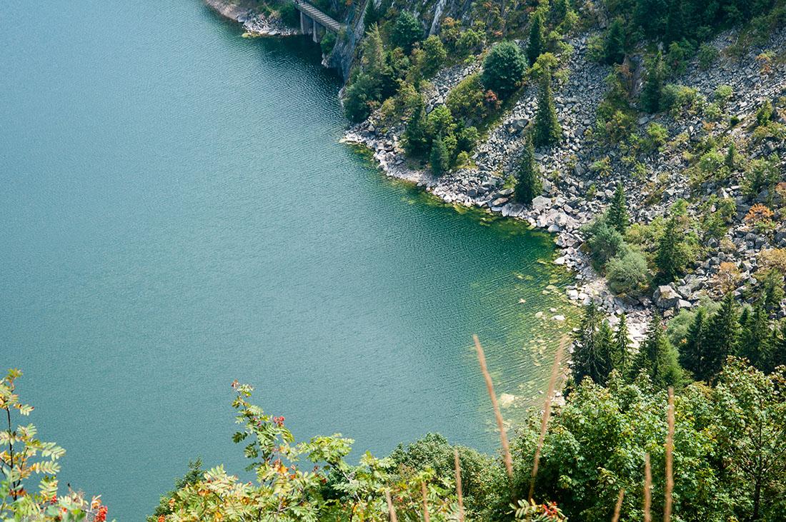 lac Blanc, randonner autour de Gérardmer , Vosges