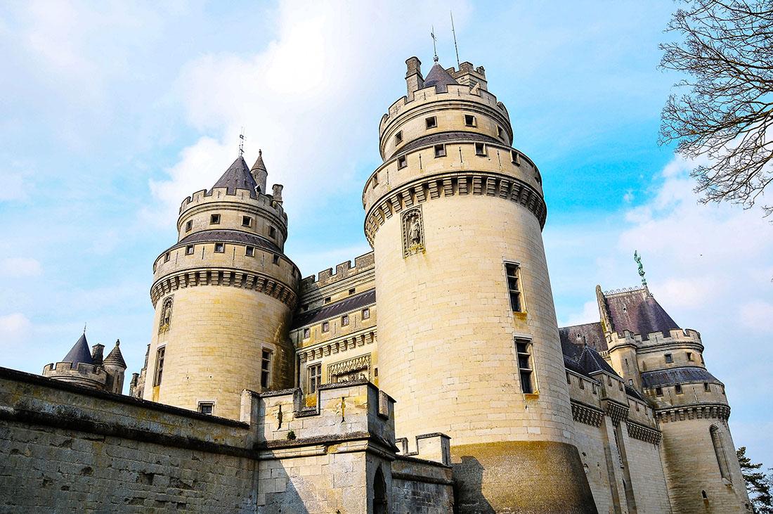 château de pierrefonds, hauts-de-france