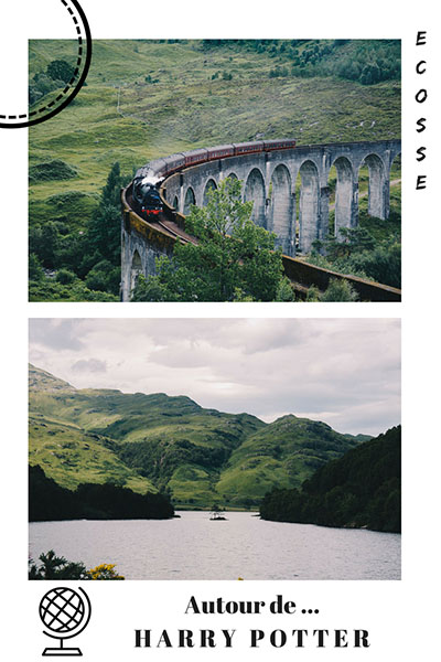 road-trip en Ecosse, autour harry potter