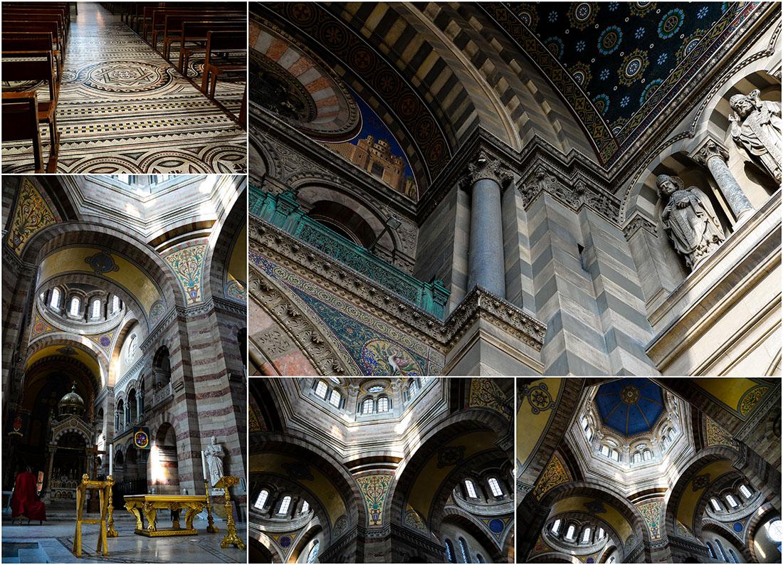 Cathédrale de la Major, Marseille