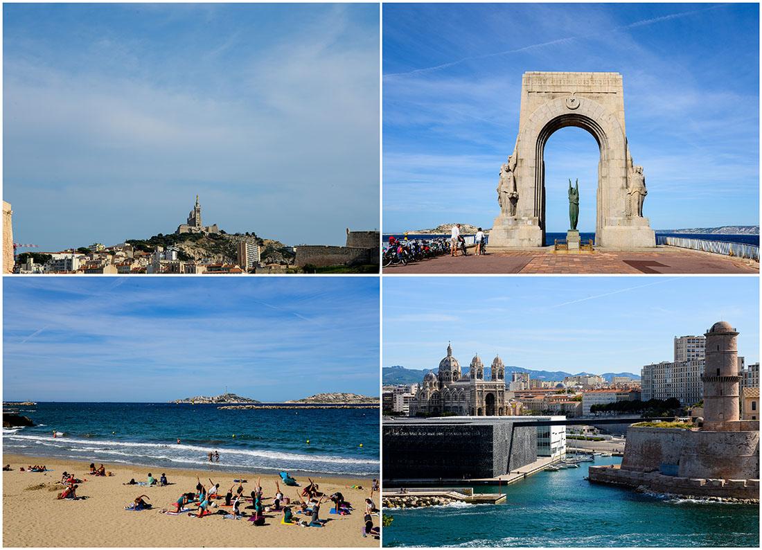 Quelques clichés de Marseille