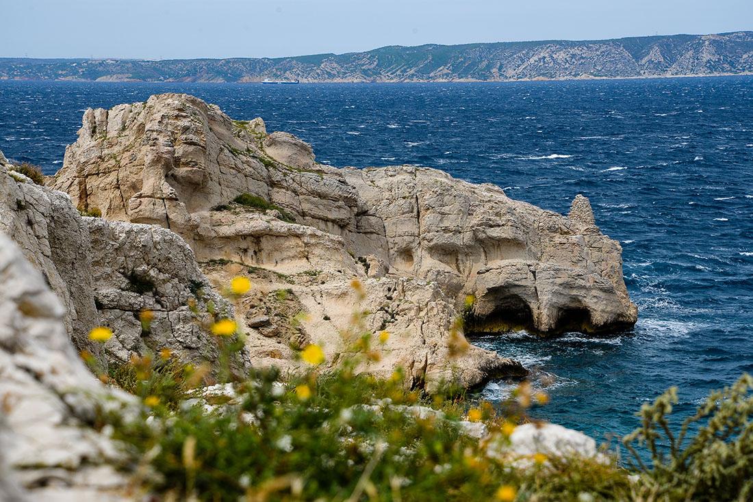 îles du frioul, marseille, pomègues