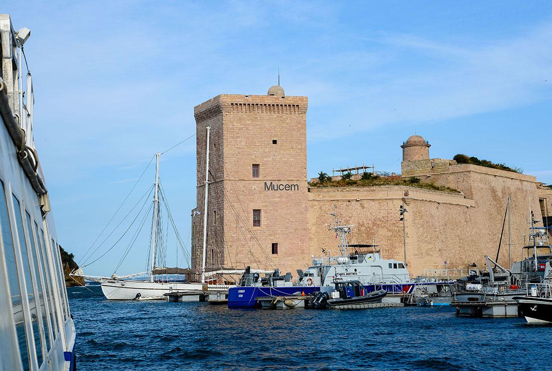 MUCEM, week-end à Marseille