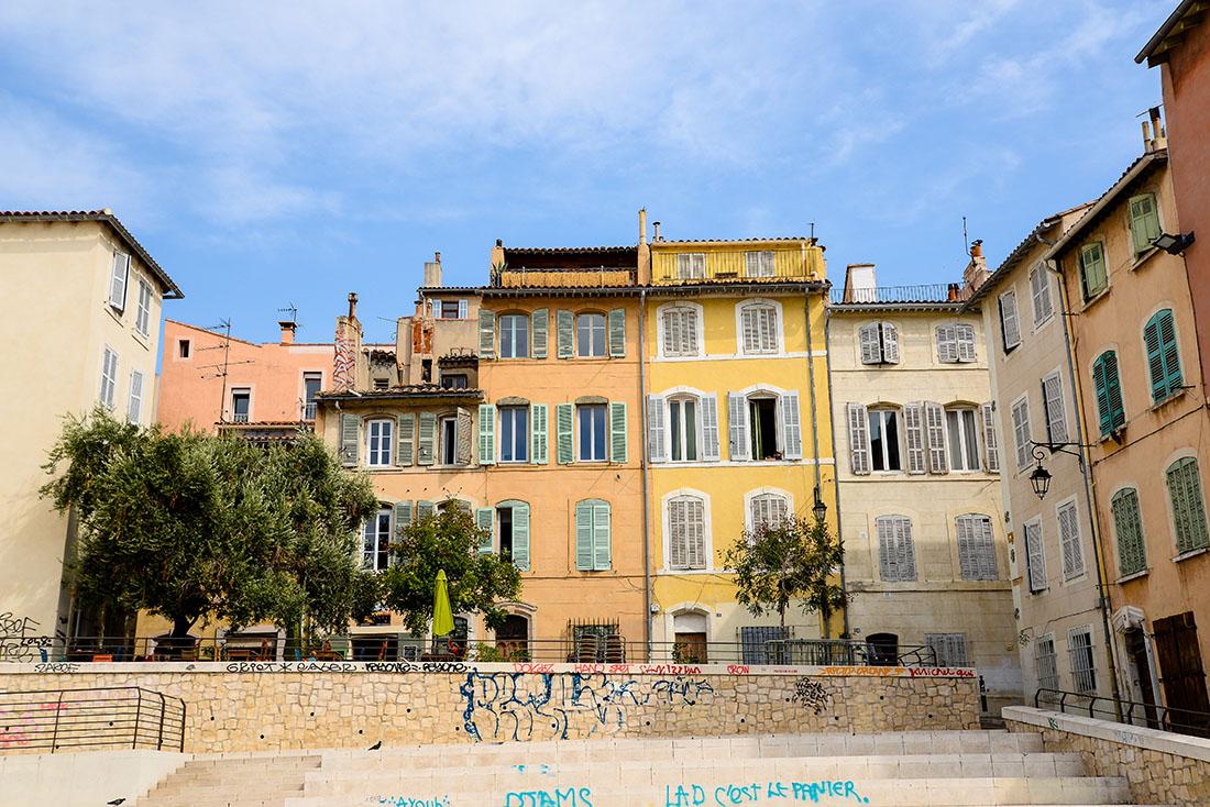 quartier du Panier, Marseille