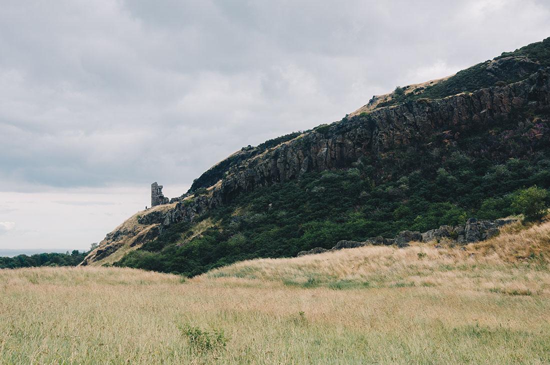 arthur's seat, randonnée, edimbourg