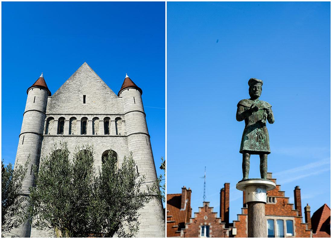 visite de tournai , wallonie, belgique