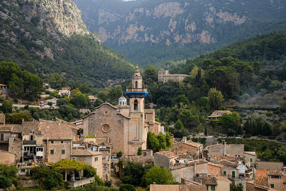 village de Valldemossa, Majorque