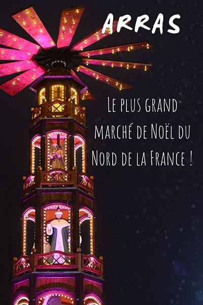 marché de noel d'arras, féérie, le plus grand marché de noel du nord de la France