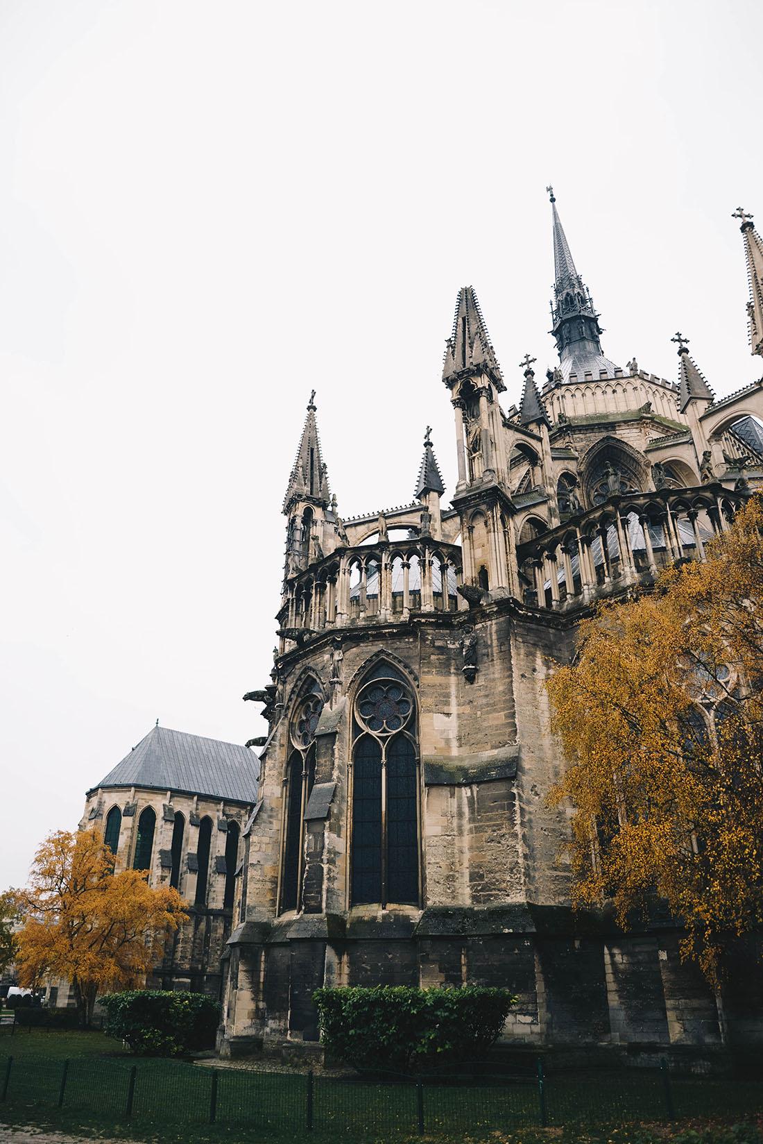 visite reims avec greeter, cathédrale