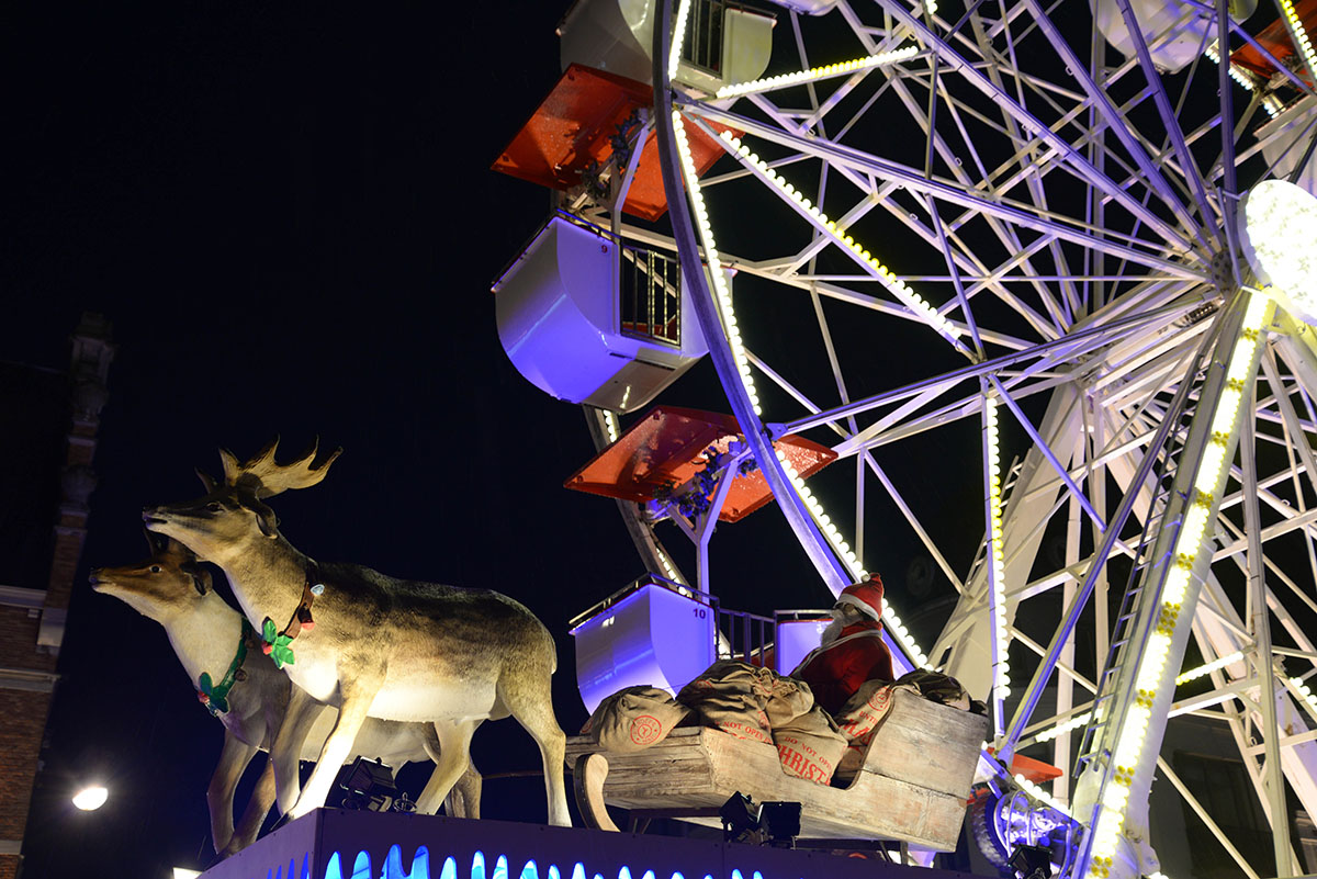 marché de Noël de Béthune, Pas-de-Calais