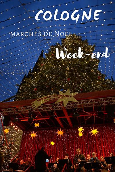 marchés de Noël de Cologne