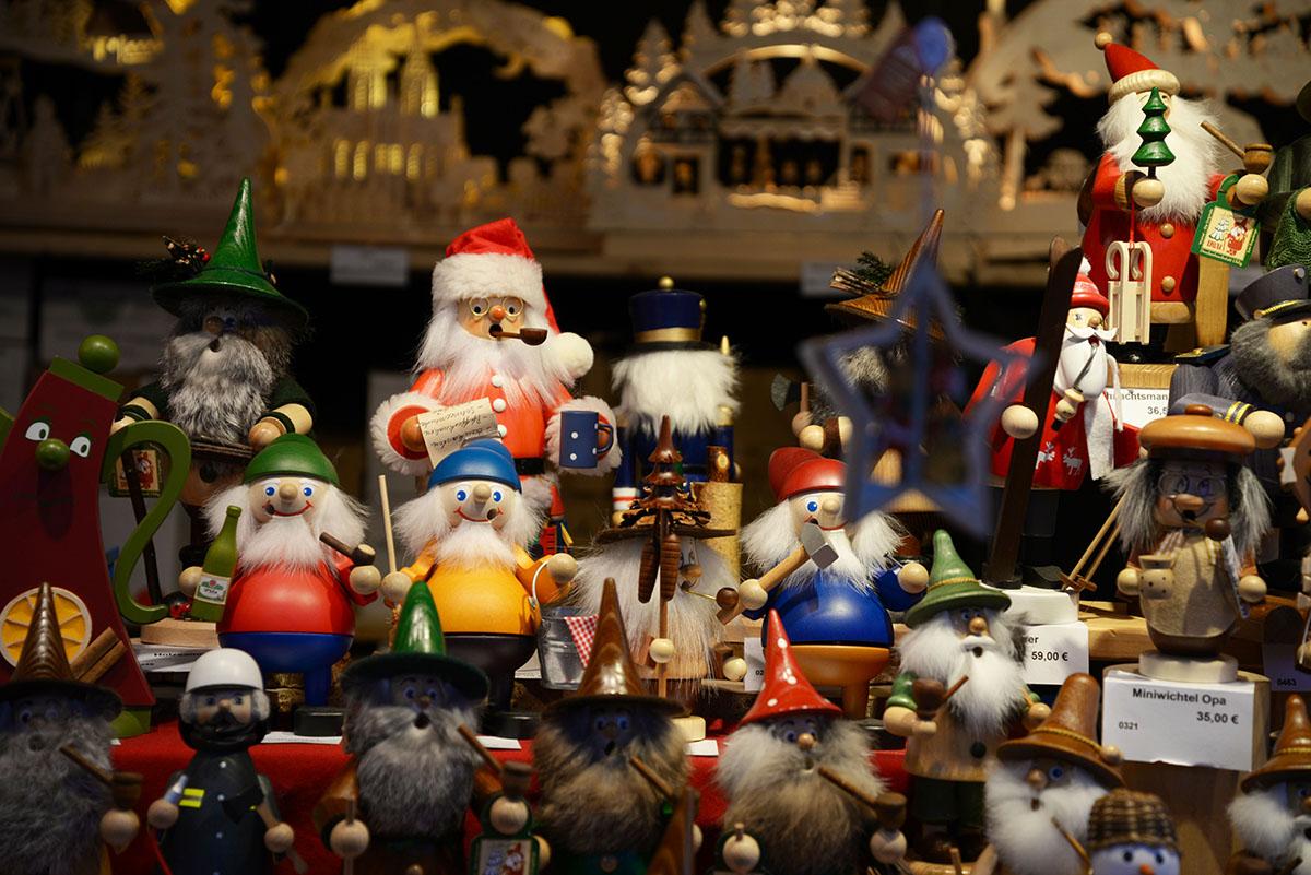 marchés de Noël de Cologne, stands