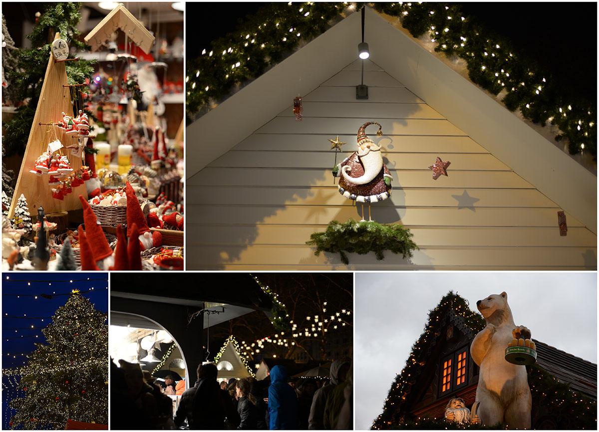 marchés de Noël de Cologne, rudolfplatz