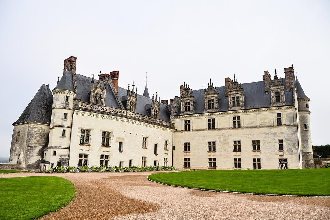 château d'amboise, loire