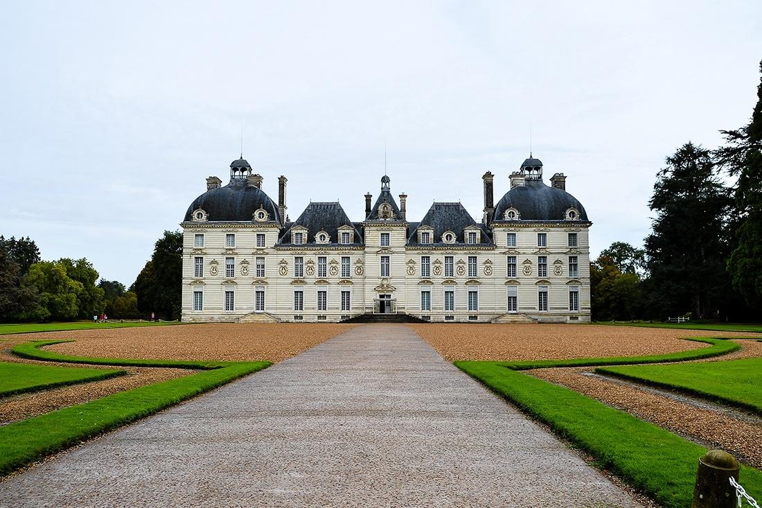 château de cheverny, qui a inspiré moulinsart à Hergé, châteaux de la Loire
