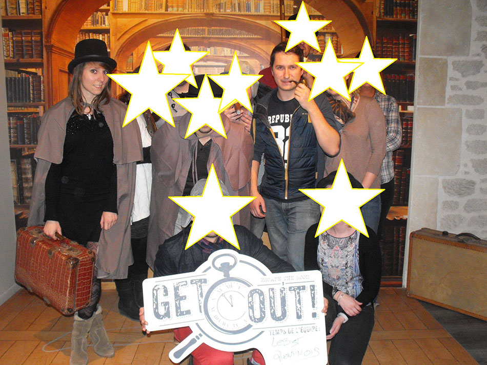avis get out, escape game , hauts-de-france